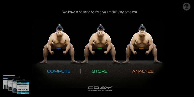 Cray's New Markets Awareness Campaign